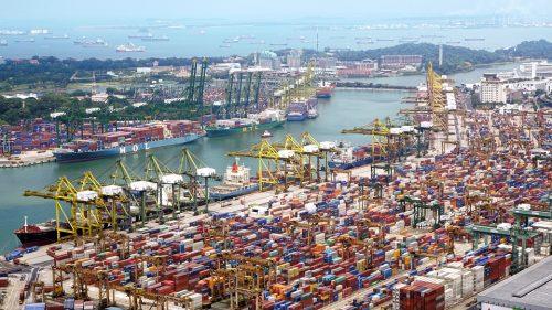Envio de mercancía desde China