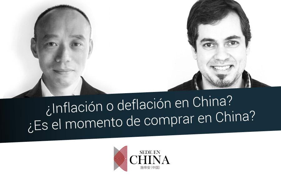 ¿Inflación o deflación en China? ¿Es el momento de comprar en China?