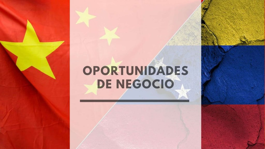 Oportunidades de negocio Venezuela - China